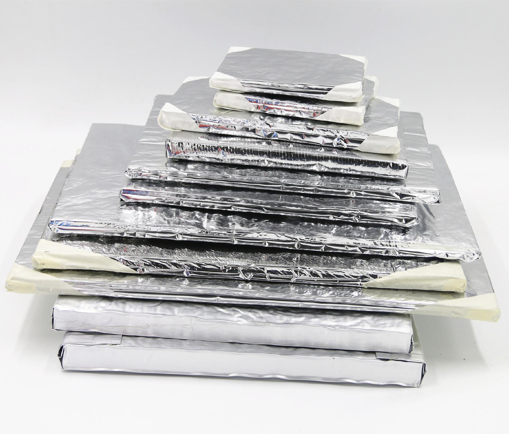吉思生产直销真空绝热板 保温箱VIP隔热板  保温板