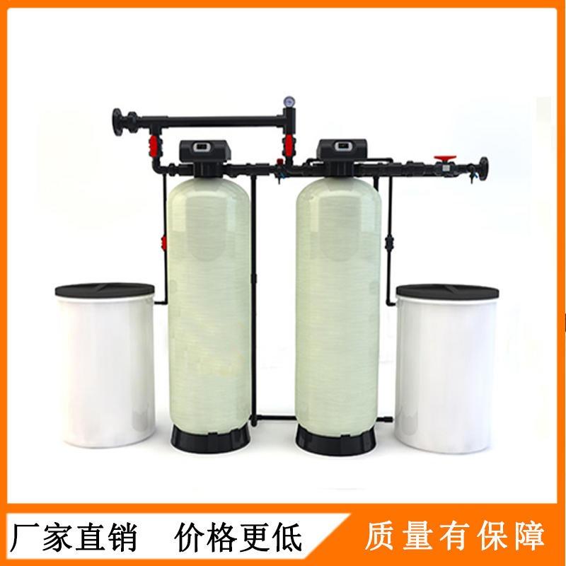 JHWS-0.5-100T/H锅炉软水器 水质软化设备 水处理设备厂家图片
