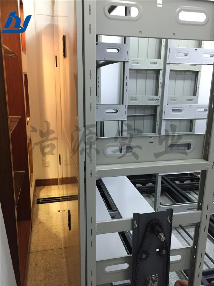 惠州密集架厂家 档案密集架 档案密集架 移动密集架 手摇密集架示例图7