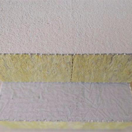 岩棉复合板厂家 犇腾岩棉复合板 砂浆岩棉复合板 水泥岩棉复合板