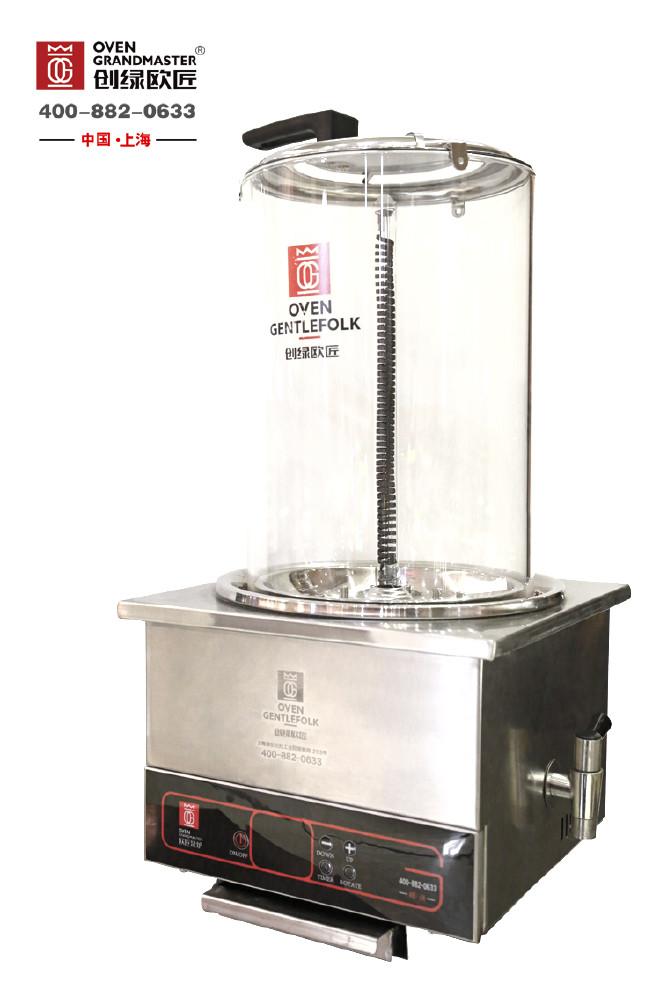 上海创绿欧匠家用烤串机加高款站图纸烤串炉无弹v家用枪立式气图片