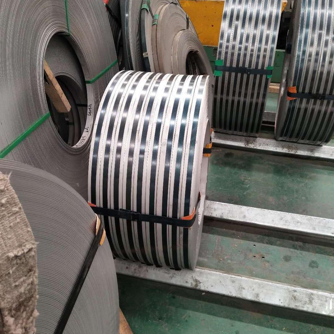 不銹鋼帶-316L不銹鋼帶超薄-精密304不銹鋼帶-鏡面304不銹鋼帶-430不銹鋼帶-201不銹鋼帶供應圖片