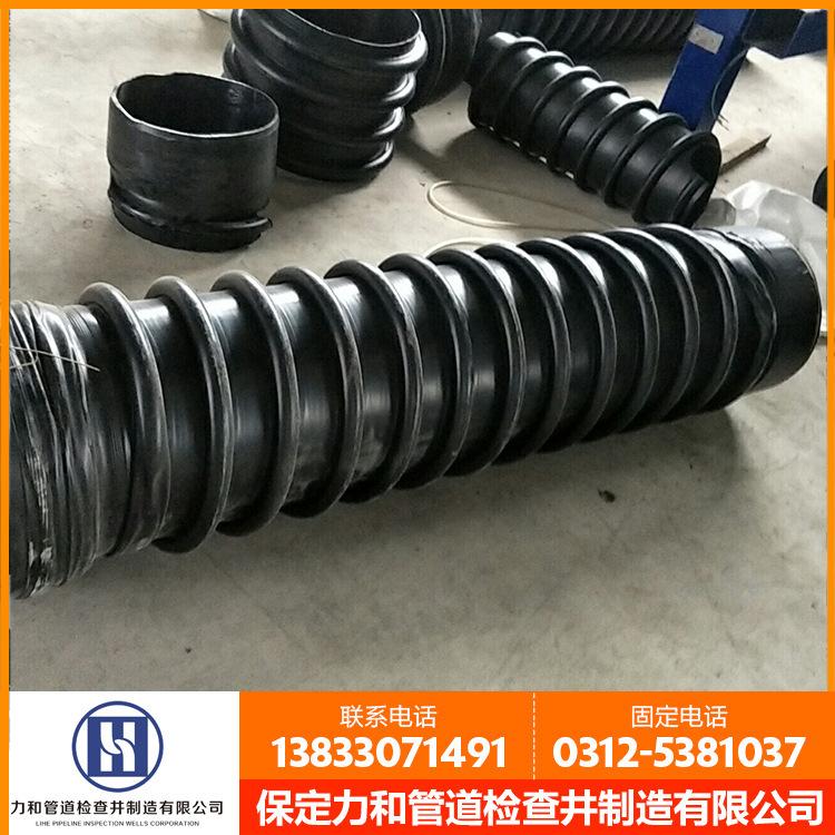 长期供应 克拉管 HDPE聚乙烯缠绕结构壁管 厂家直销示例图9