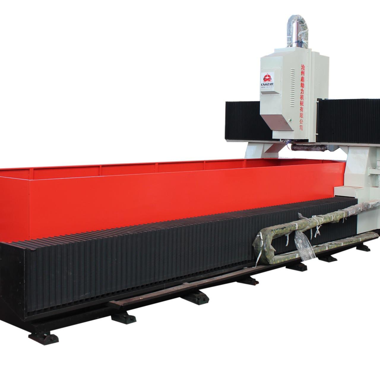 1米小型数控钻床 龙门定梁高速钻床 法兰专用钻孔机床 现货供应