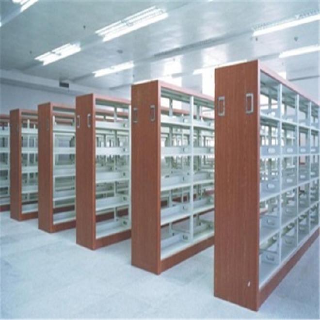 【重庆厂家直销】 单面书架  双面书架  书架  钢制书架