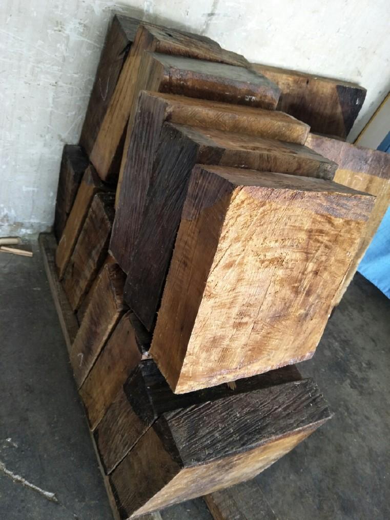 金丝楠超厚工艺料,黄心楠花纹波纹板木材,50ⅹ50x13一16,
