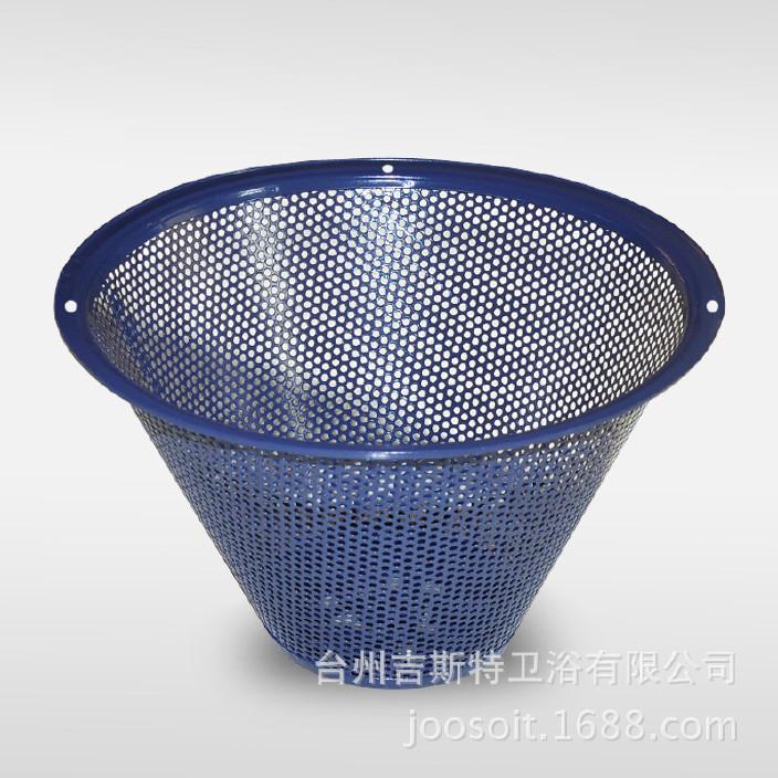 厨房油烟机过滤网 圆形过滤罩通用配件 吸抽油烟机油网 直径25cm图片