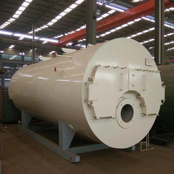 現貨批發1 2 3 4 6噸燃油燃氣鍋爐價格 新疆工業蒸汽鍋爐廠家