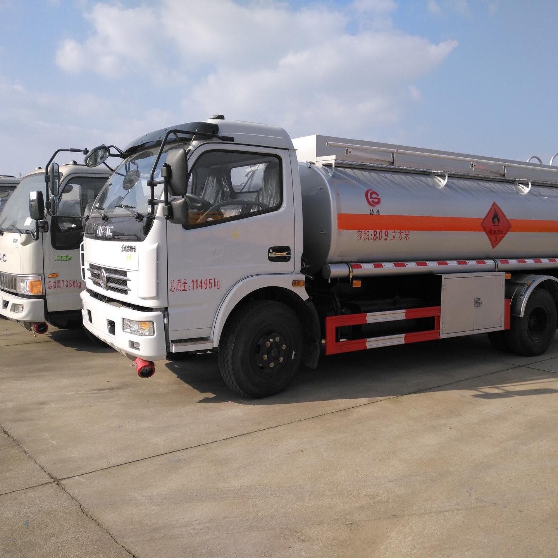 10吨油罐车厂家特价促销,装载10吨最实惠一款油罐车