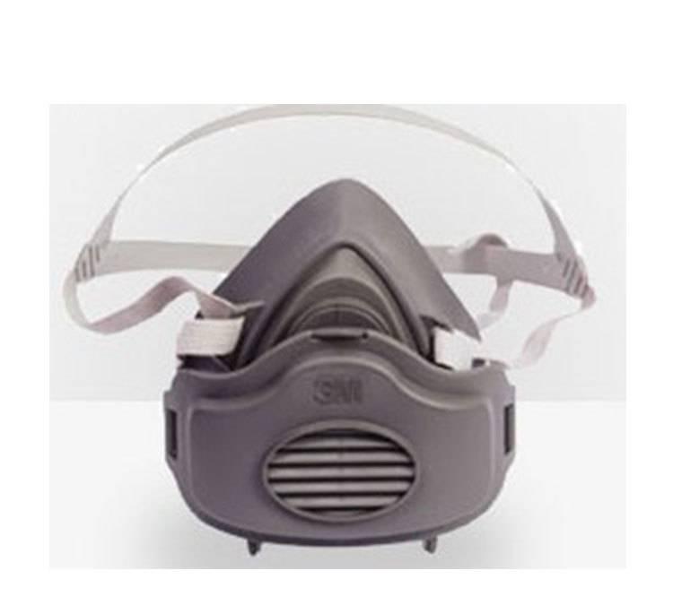 【供应】 防尘半面罩 军工面具活性炭军工面罩 面部防护配件