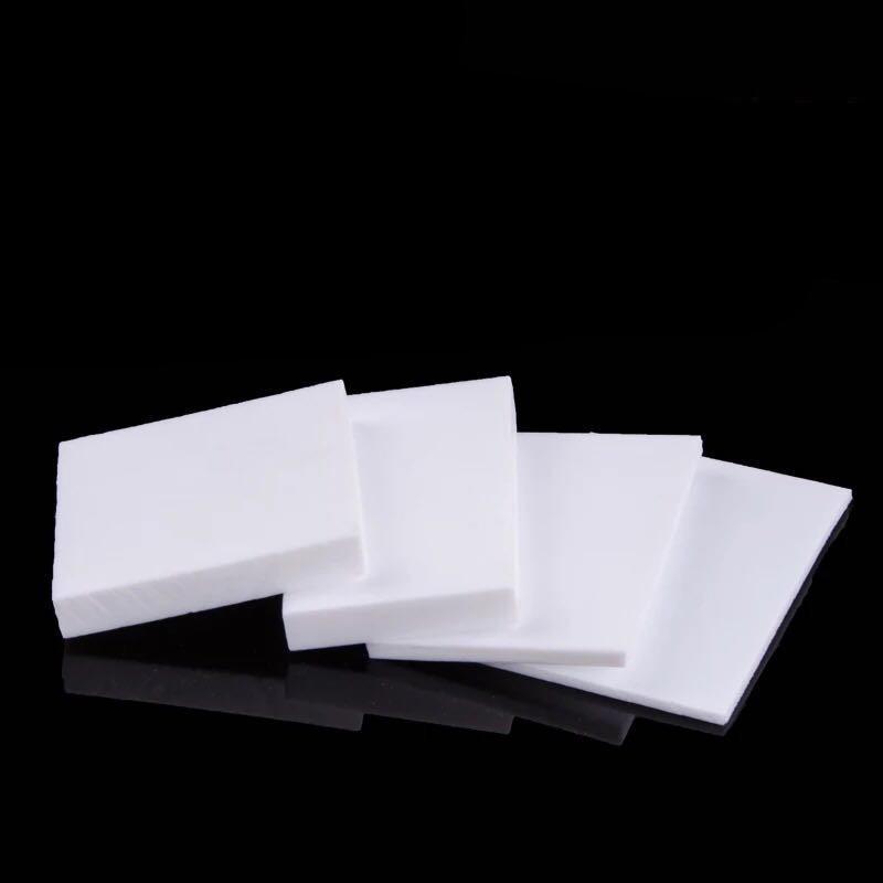 供应耐高温耐腐聚四氟乙烯模压板,尺寸可定制四氟乙烯模压板厂家