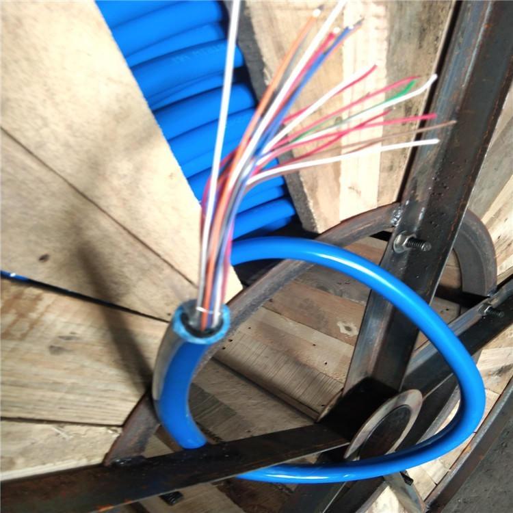 MHYVP1乘4乘7/0.37电缆 MHYVP1乘4乘7/0.37矿用信号电缆示例图2