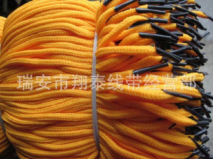 供应低弹丝手提绳-手提袋绳-手挽绳-礼盒绳-卡头PP绳图片