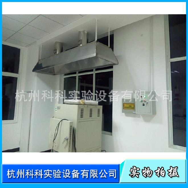 厂家直销 原子吸风罩抽气罩排风罩304不锈钢实验室专用仪器吸风罩图片