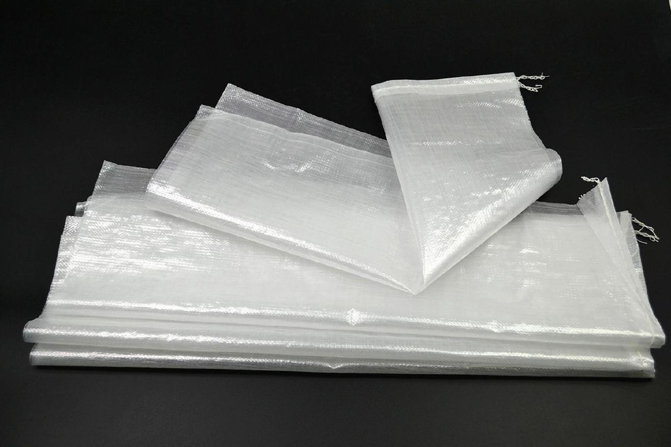 小�透明20斤米袋/10公斤全透新料大米�Z食袋陡然�g血煞�鹗客蝗慌�吼一�底�r/35*60��袋示�例�D5