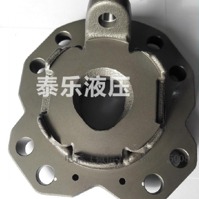 韩国川崎k3vk5v系列液压泵配件之摇摆总成(斜盘和斜盘底座)图片