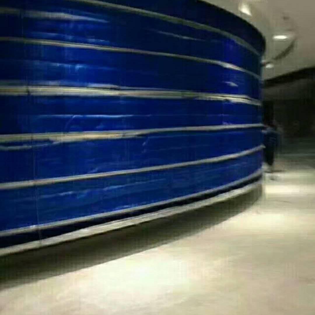 鑫宏安品牌 厂家直销 特级防火卷帘   无机布特级折叠提升 400型   无机布提升卷帘厂家