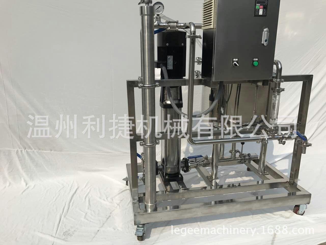 全自动反渗透水处理设备 净水器 纯净水生产设备示例图3