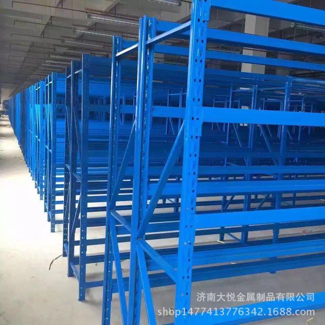 廠家直銷  定做加工  輕型中量貨架 部隊工廠廠房專用貨架 輕型貨架