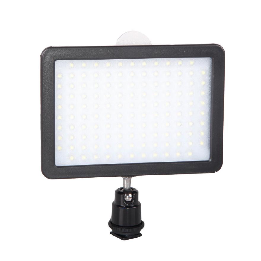 万欣 W-126 专业LED摄像灯 补光灯影视婚庆新闻采访灯 摄影器材图片