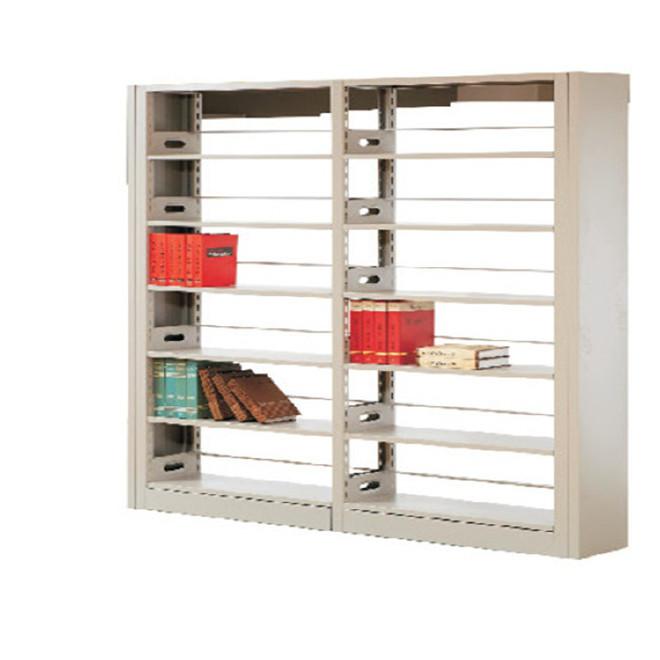 深圳办公家具厂家供应现代大气收纳柜展示型书柜批发图书馆书架