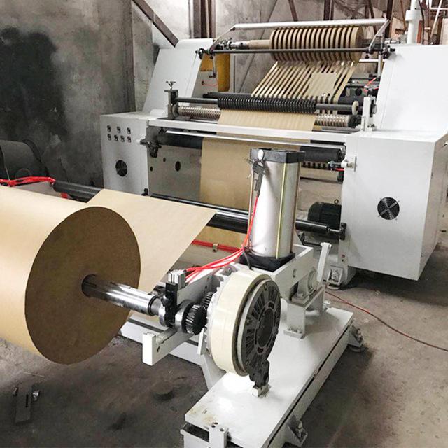 寶申廠家高速型牛皮紙分切機 銅板紙臥式分切機 噸位紙分切機