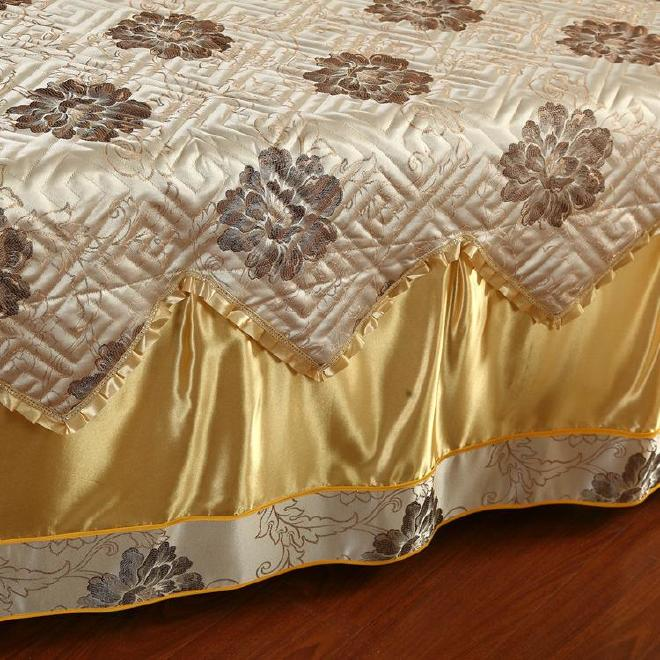 新品 美容床罩四件套 美体按摩床罩 美容院纯棉床上用品支持定做示例图9