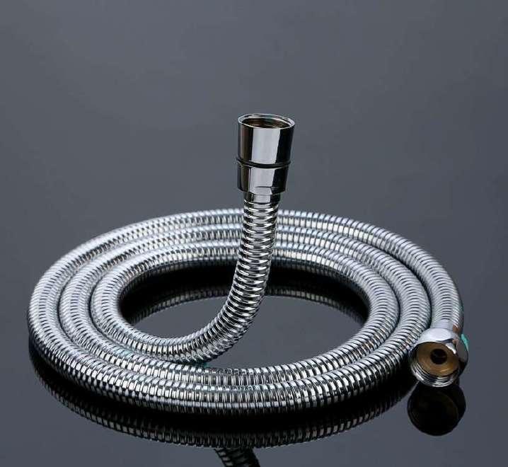 高端精美加密电镀花洒软管淋浴软管净水软管,shower hose