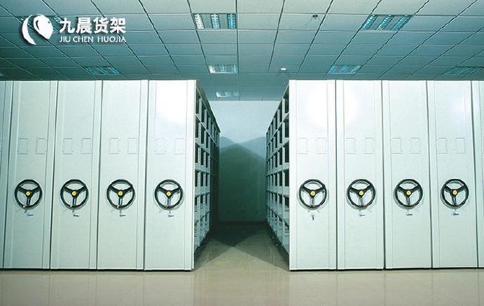 广东仓储香港办公室三亚密集海口档案智能移动云浮资料文件铁皮柜示例图4