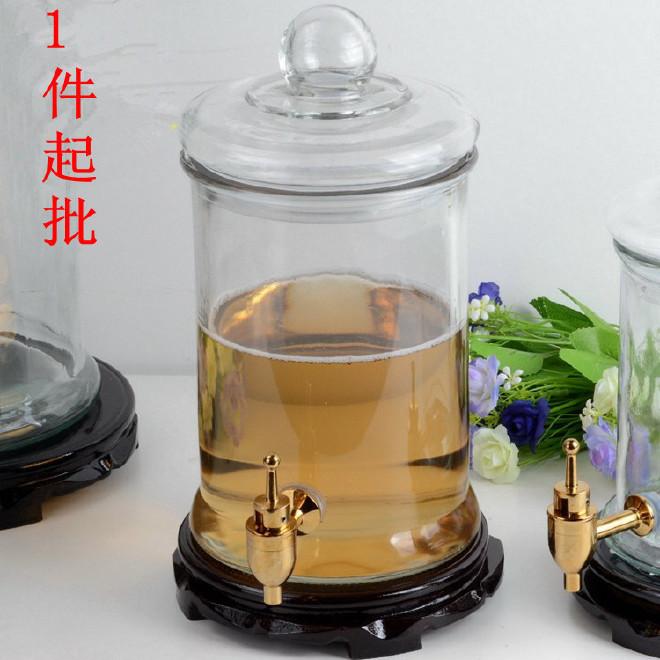 玻璃批发泡酒坛子密封罐泡酒瓶泡菜坛子玻璃瓶
