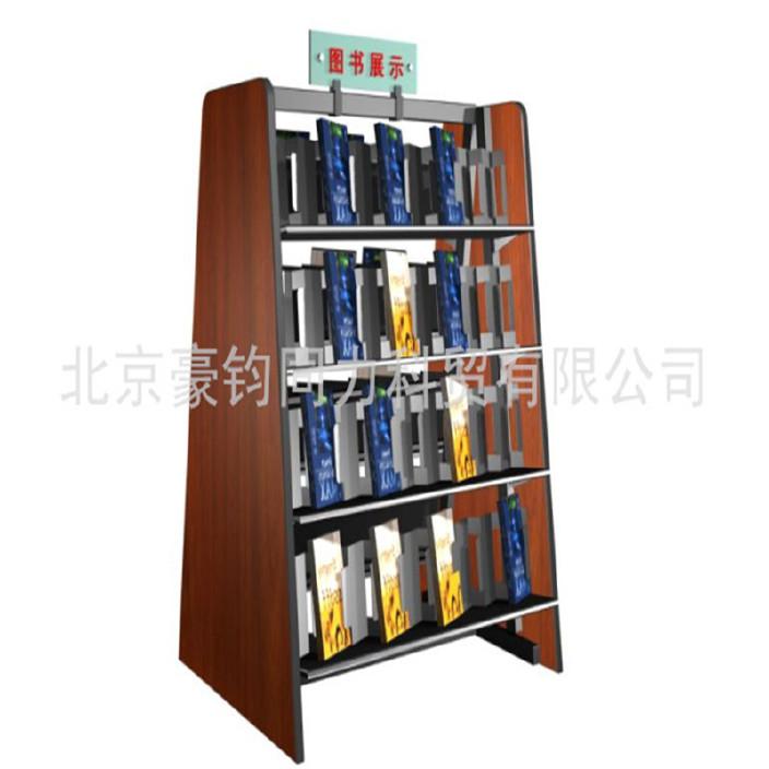 厂家直销供应双面展示书架 学生书架 书店专用书架可设计可定制