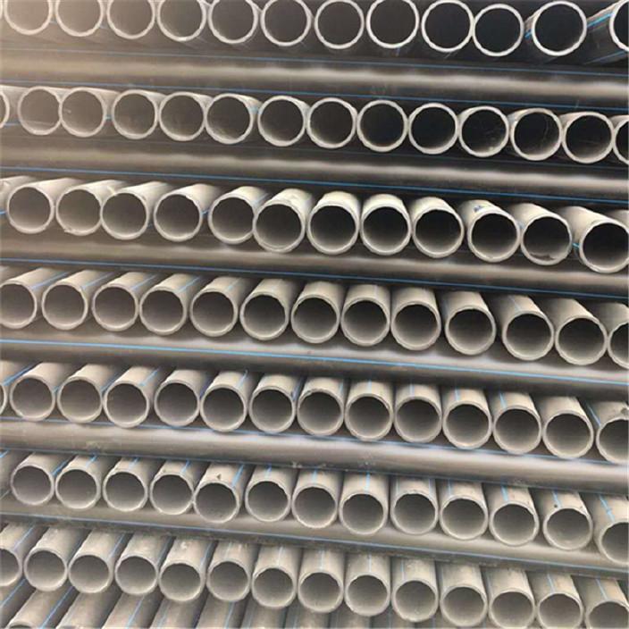 厂家生产PE给水管 HDPE农田灌溉管 PE管材管件批发示例图3
