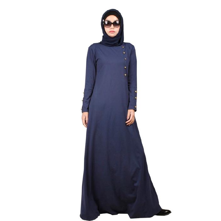16年新款穆斯林服装 女装长裙长袍 民族服装 回