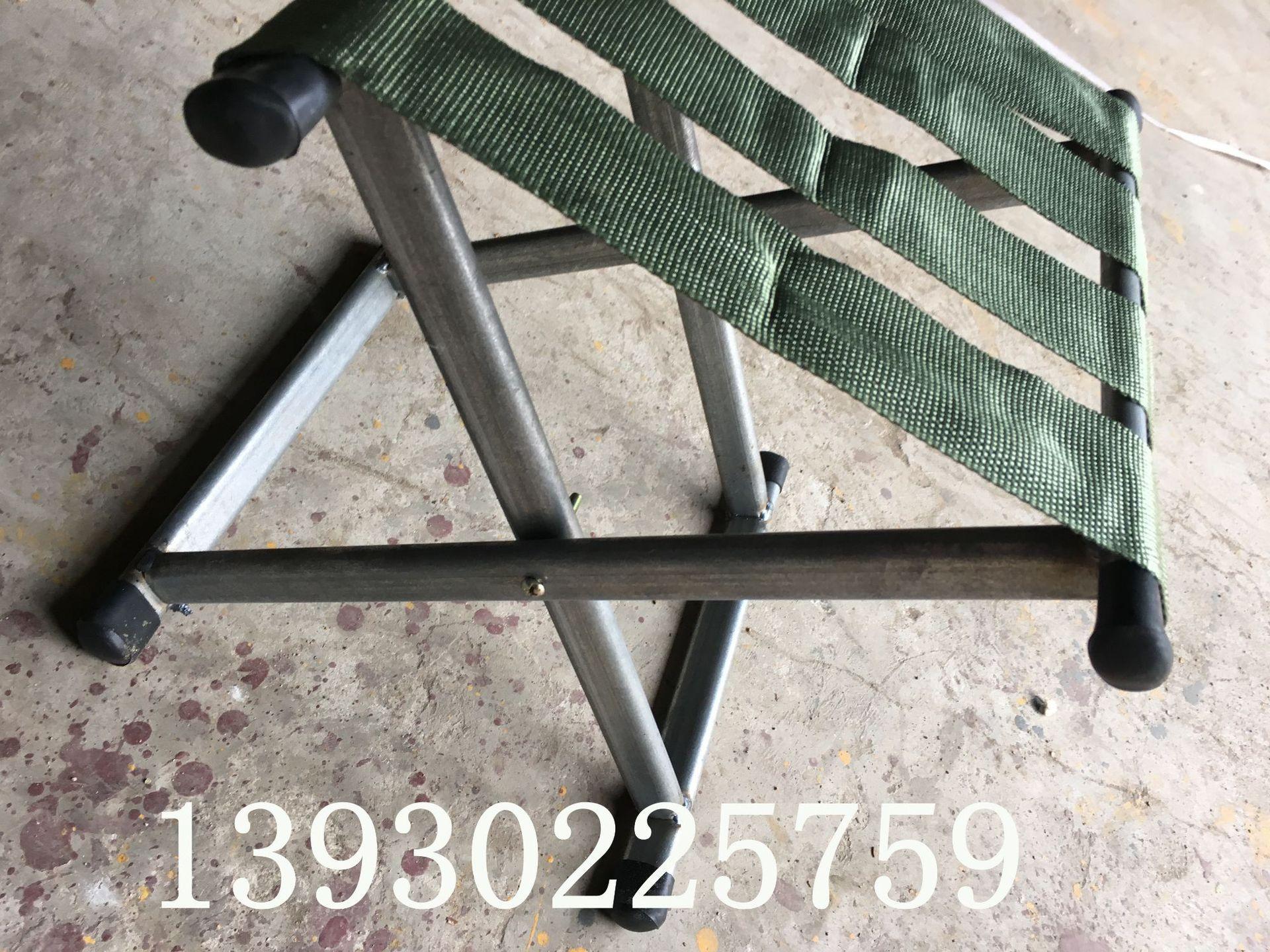 批發供應馬扎 鋼管馬扎 凳子 加厚馬扎 質量保證 扁圓馬扎