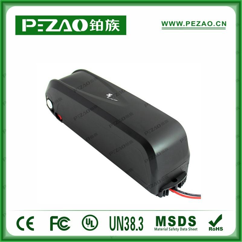 铂族电池 海龙1号锂电自行车电池组/锂电自行车电池组/锂电自行车动力电池组 36V10/13/14Ah锂电池组示例图3