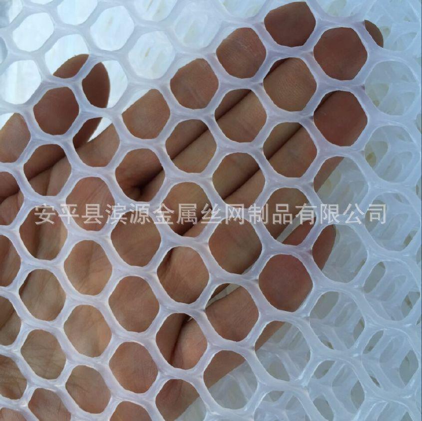 安平滨源水产养殖塑料网 养蚕网床垫用网 塑料养殖网