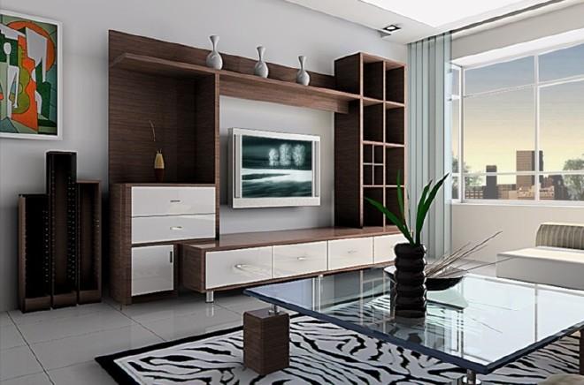 新品家具木制电视柜地柜简约现代风格其他柜类 定做成都 批发