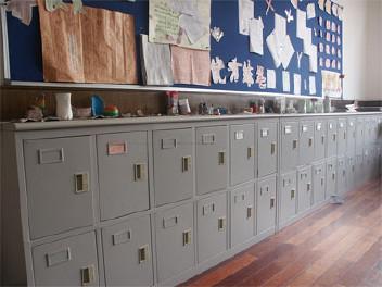 厂家直销 储物柜 钢制书架 密集架 拆装文件架 更衣柜
