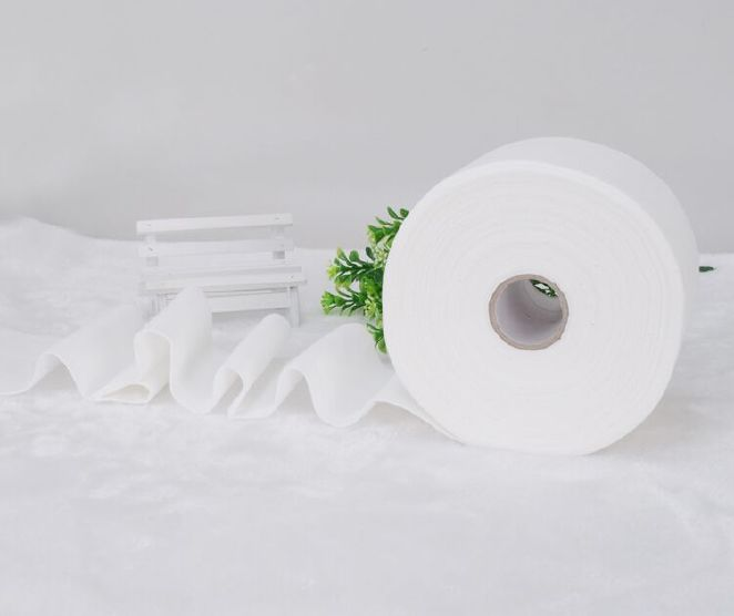 南美姿色一次性洗脸巾美容院纯棉洗面巾纸卷卸