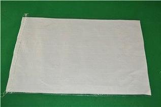 白色中厚王恒覆膜防水��袋40*65�子粉包�b袋再生料人手防水打包袋批�l示例�D3