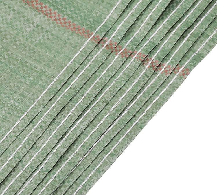 厂家直销120*165物流包装编织袋生产厂家加厚集装袋包装编织袋示例图6
