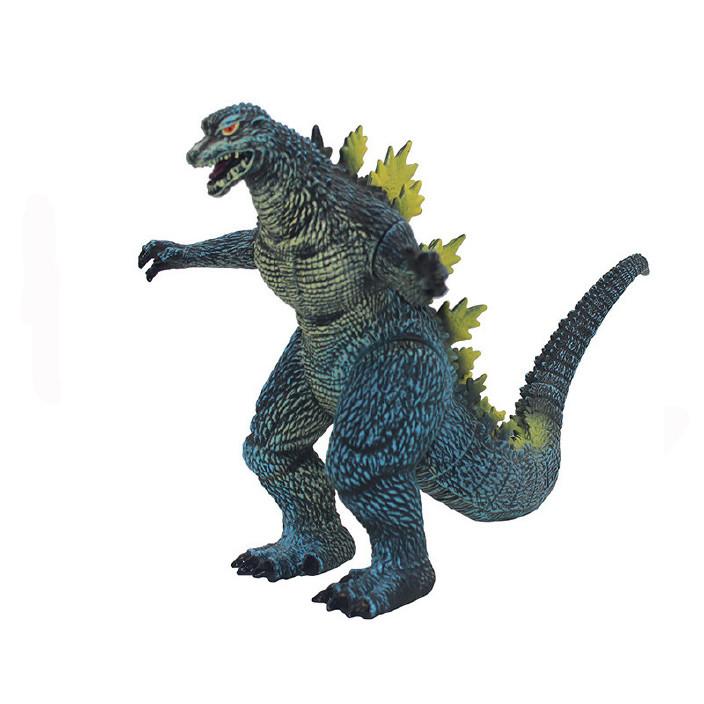 儿童仿真哥斯拉动漫玩具手办模型恐龙怪兽模型玩具 软胶怪兽厂家图片
