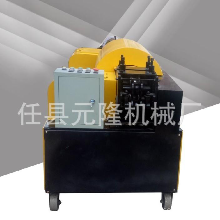 架子钢管调直除锈刷漆机 重庆钢管调直机 方管调直除锈刷漆机