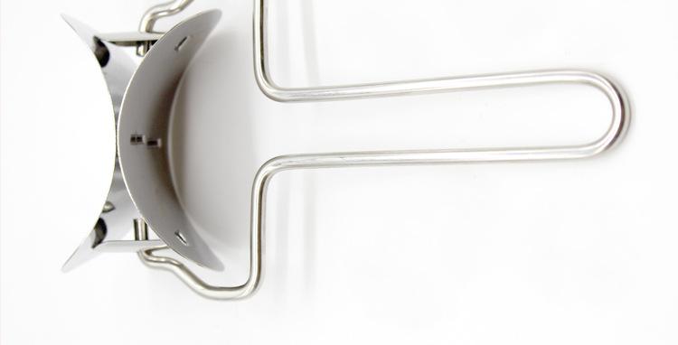 批发厨房小工具 201不锈钢包饺子神器饺子皮模具水饺器手工饺子皮示例图19