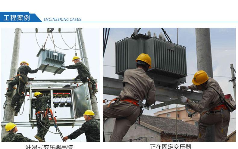 节能型SH15非晶合金变压器 节能型变压器 全铜 厂家直销拒绝中间差价-创联汇通示例图9