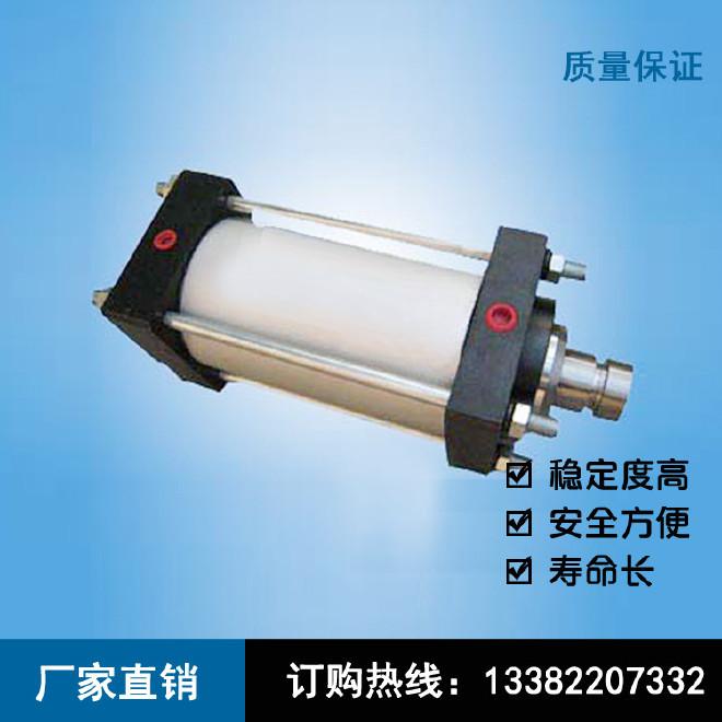 直销供应 jb系列定位气缸 双行程气缸 冶金设备专用图片