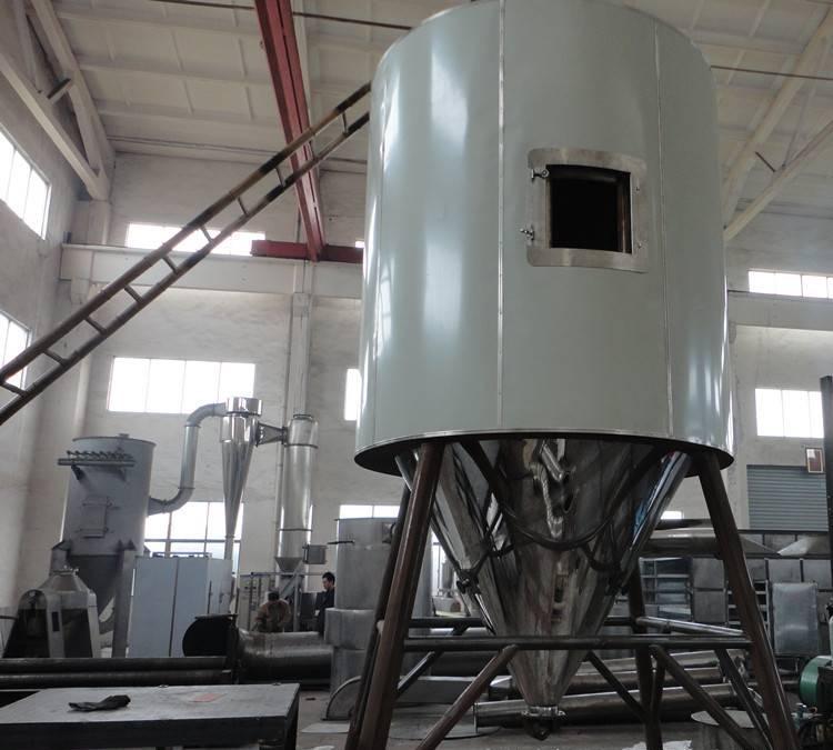 恒迈优惠供应鍩酸四氧化锌专用压力喷雾干燥机 实验型喷雾干燥机图片
