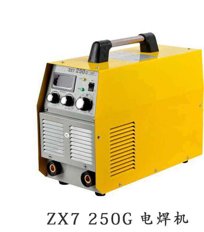 轻工业级手工电弧焊机 ZX7 250G电焊机 厂家直销示例图1