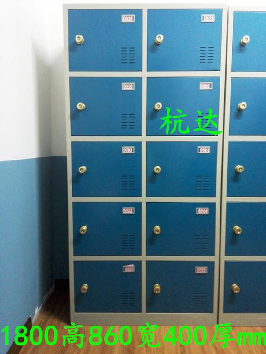 杭州厂家供应感应式电子更衣柜  储物柜  智能存包柜