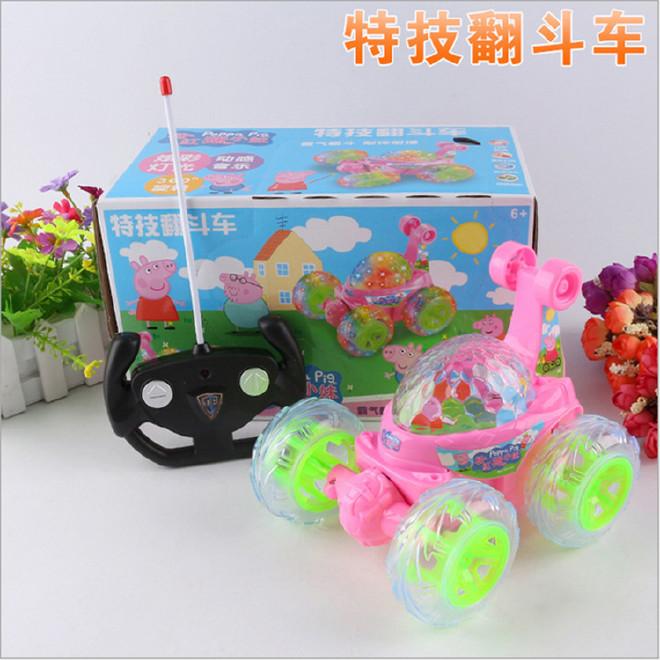 24投影儿童投影手表妖怪投影玩具小猪佩奇狗